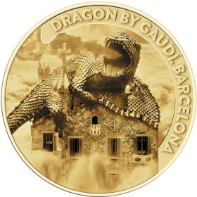 Collectable Coin Dragon 2020
