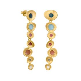 Favorita Collection Large Earrings