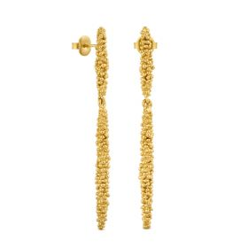 Long Earings Stardust Collection