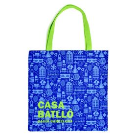Bag Elements Collection. Blue / Pistachio
