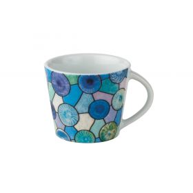 Cup of coffee vidriera collection