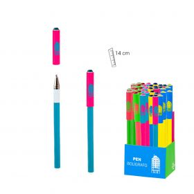 Neon collection pen