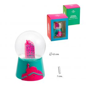 Neon collection water ball