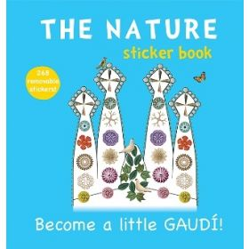 Libro the nature sticker book