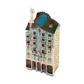 Casa Batlló 3D resin money holder (17x8cm)