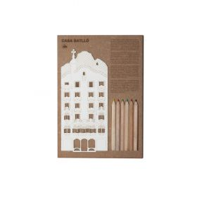 Casa Batlló paint-and-colour assembling kit
