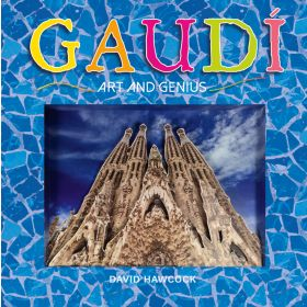 Gaudi Pop-up. Inglés