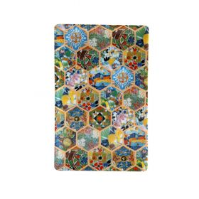 Hexagonal Collection Tray 20x13 cms