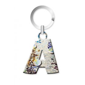 Jardinera collection keychain A - L/ A