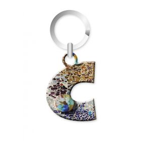 Jardinera collection keychain A - L/ C