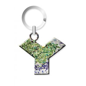 Jardinera collection keychain A - L/ Y