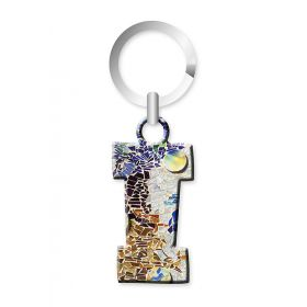 Jardinera collection keychain A - L/ I