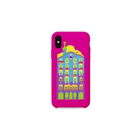 Neon Iphn 6 collection fuchsia case - Iph78