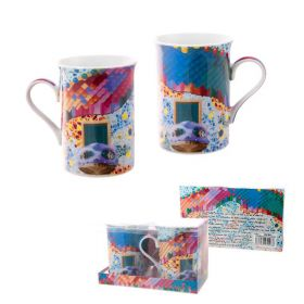 "Pack 2 mugs ""Batlló"" collection"