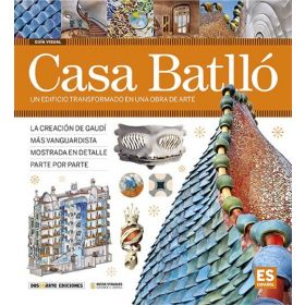Casa Batlló Book. Visual Guide